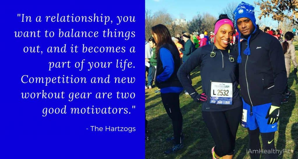 How To Be Healthy and Make Your Relationship Stronger