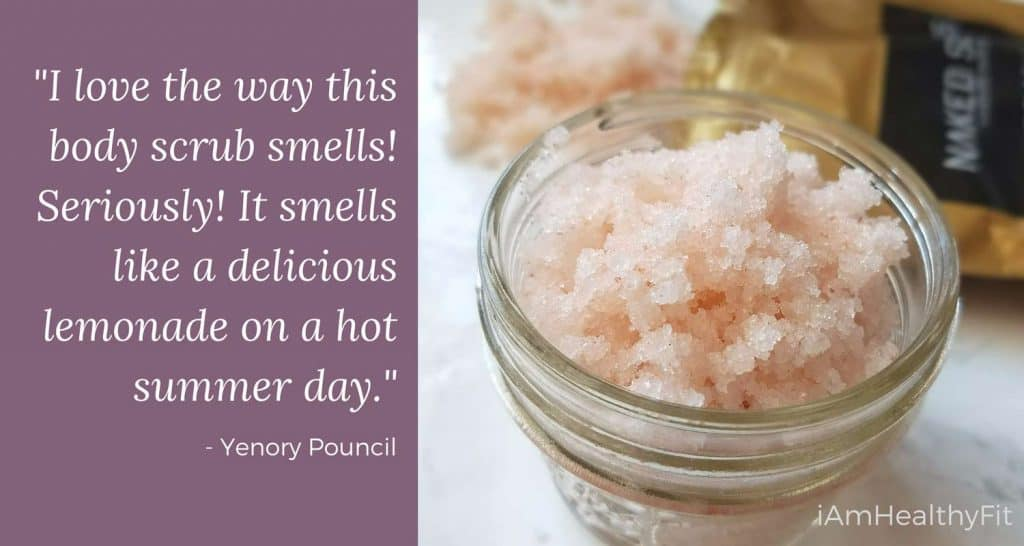 Tackle Dry Skin with this Awesome Natural Body Scrub