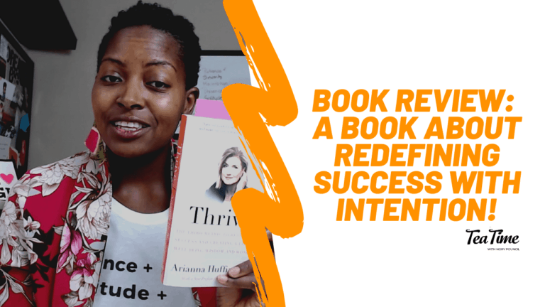 Book Review: A book about redefining success with intention